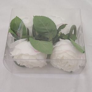 Flower Napkin Rings